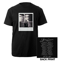 Polaroid Black Tour Tee
