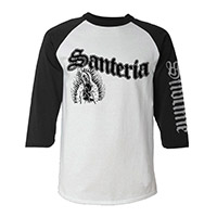 Limited Edition Santeria Mens Raglan