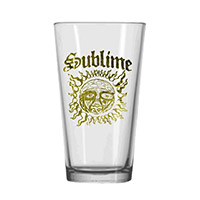 Sublime Pint Glass