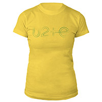 U2ie Tour Brazil Logo Women's T-Shirt