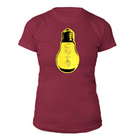 U2ie Lightbulb Women's T-Shirt