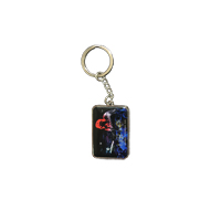 U2ie Bono Photo Keychain