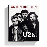 Anton Corbijn U2 and I: The Photographs 1982-2004 Large Edition