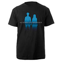 Songs of Experience Silhouette Black T-shirt
