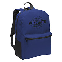 Walk Off Th Earth Navy Backpack