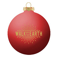Walk Off The Earth Ornament