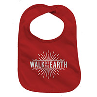 Walk Off The Earth Baby Bib