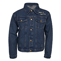 Walk Off The Earth Denim Jacket