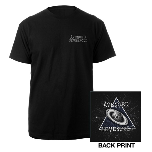 A7X Eyeball Galaxy Logo Tee