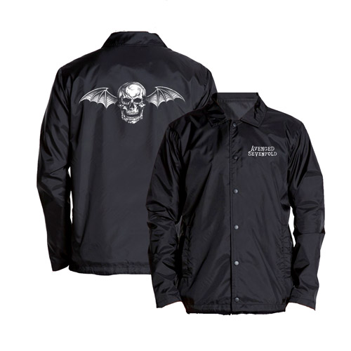 Deathbat coaches jacket