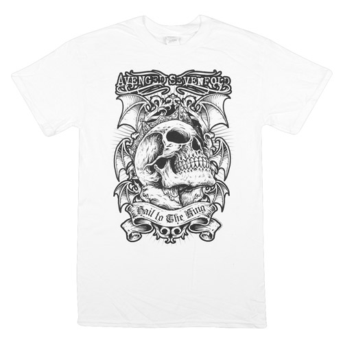 Avenged Sevenfold Royal Frame T-Shirt