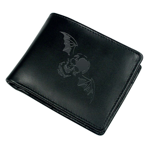 Batwing Leather Wallet