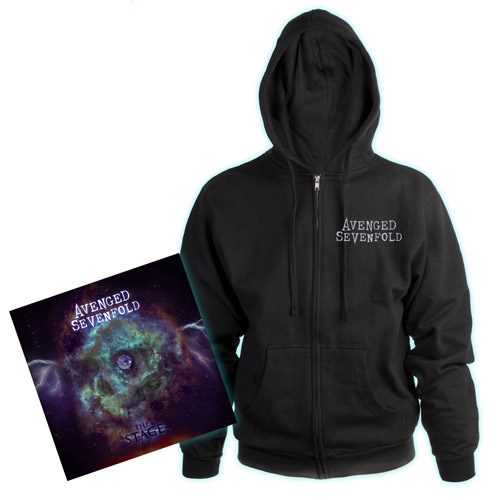 The Stage Hoodie & CD