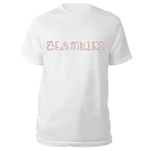 Bea Miller Floral Tee