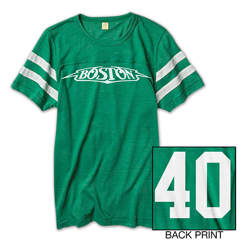 40th Anniversary Football Jersery Tee