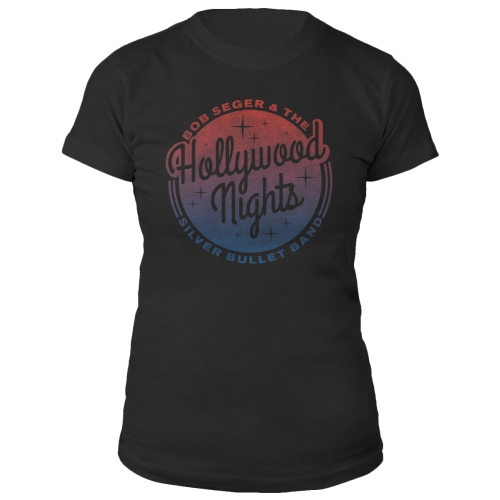 Hollywood Nights Ladies Tee
