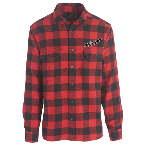 Flannel Long Sleeve Shirt