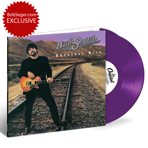 Greatest Hits Purple 2 LP Vinyl 150 gram