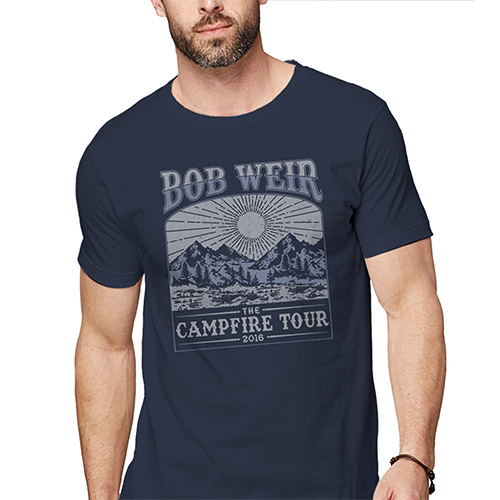 The Campfire Tour Tee