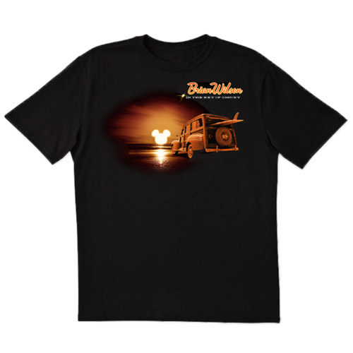Brian Wilson Key Of Disney Shirt