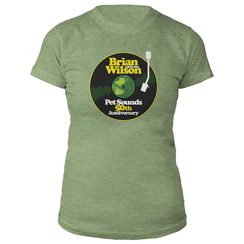 Pet Sounds 50th Anniversary Ladies Tee