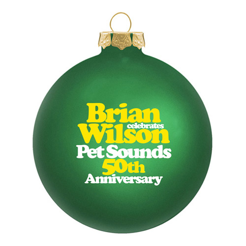 Brian Wilson Pet Sounds Ornament