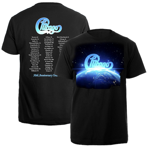 Chicago Sunrise 2017 Tour Tee