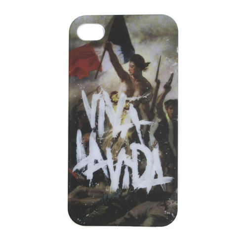 Viva La Vida iPhone 4 Case