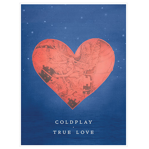 True Love Lithograph