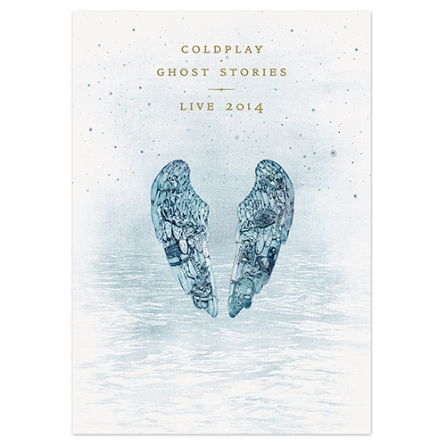 Ghost Stories Live 2014 (DVD & CD)