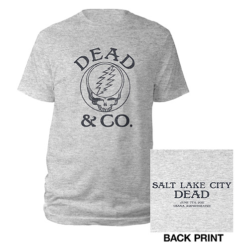 Salt Lake City, UT Stealie Event Tee