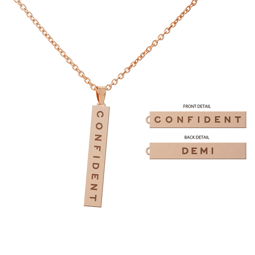 Confident Necklace