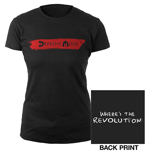 Logo/Where's The Revolution Babydoll
