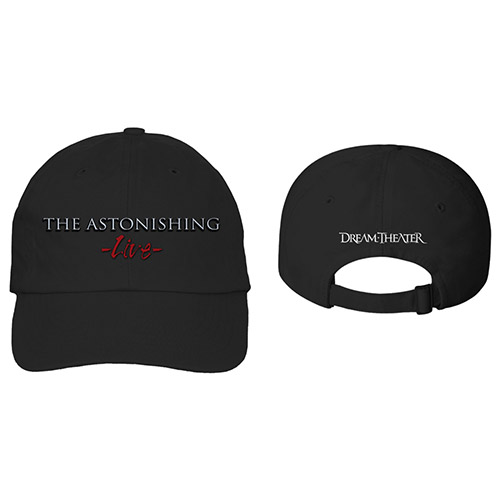 The Astonishing Live Embroidered Hat