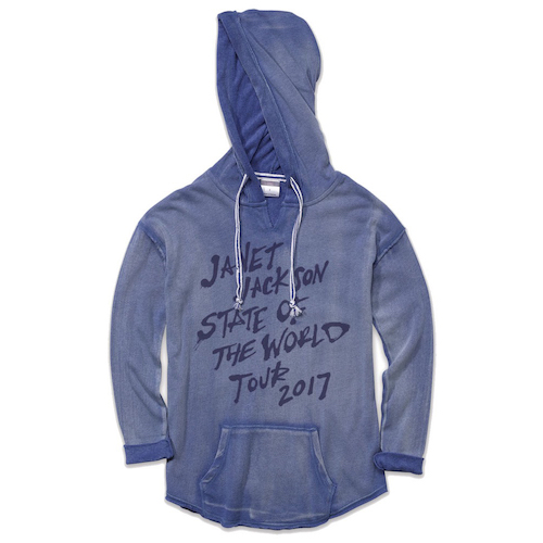 Women's State Of The World Tour 2017 Hoodie