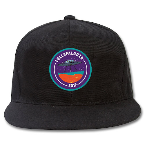 UFO Patch Hat