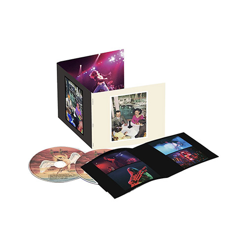 Led Zeppelin Presence Deluxe Edition CD