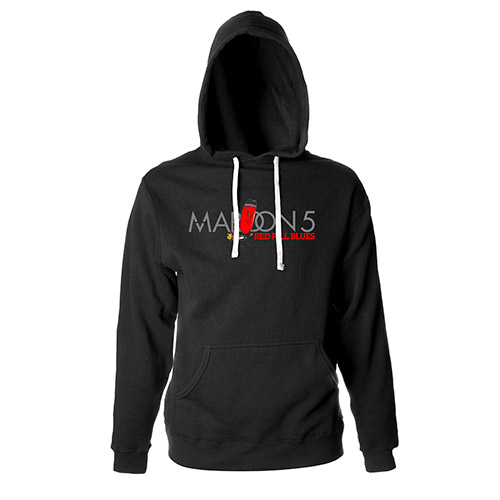 Pre-Order Maroon 5 Red Pill Blues Pull-over Hoody*