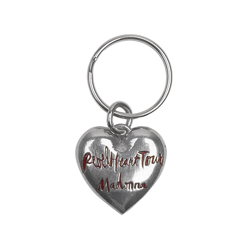 Rebel Heart Tour Metal Keychain