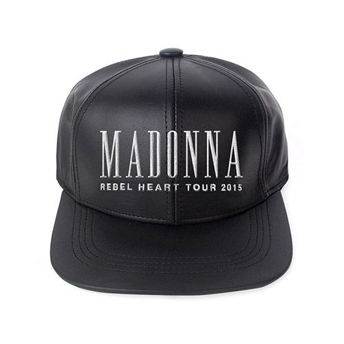 Madonna Leather Hat