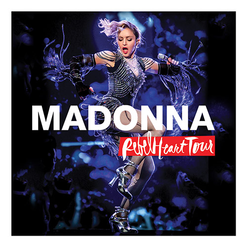 Rebel Heart Tour 2 CD