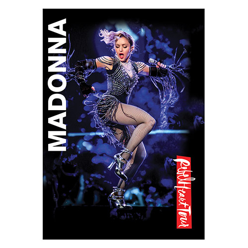 Rebel Heart Tour Blu Ray