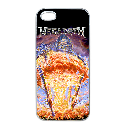 Megadeth iPhone 5/5S Case