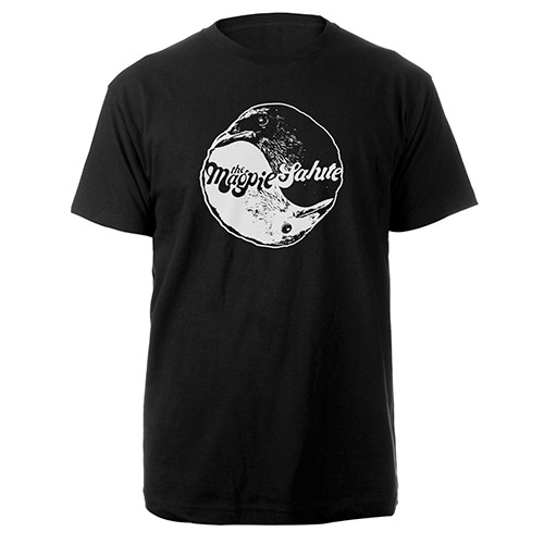 Black Tee with TMS Logo