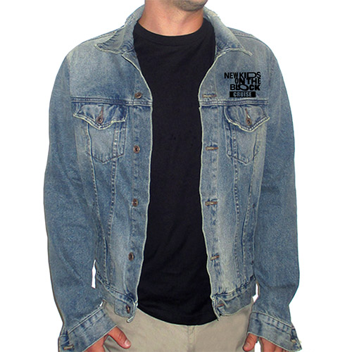 New Kids on the Block Cruise Jean Jacket