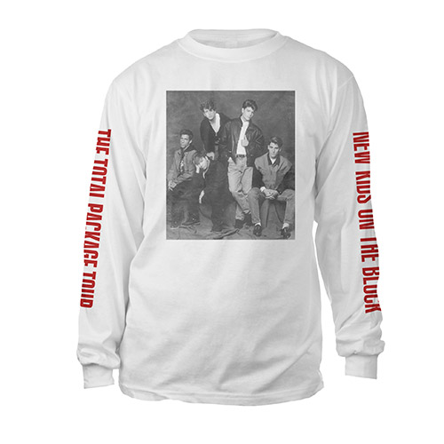 Vintage photo long sleeve tee