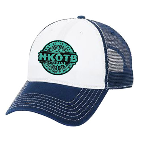 NKOTB Cruise 2017 Hat