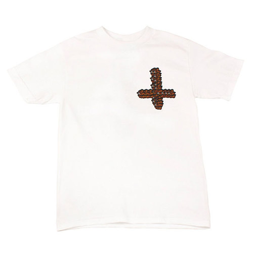 MELLOWHYPE 64 TEE WHITE