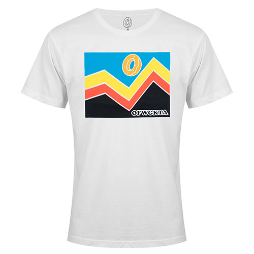 DONUT O MOUNTAIN LOGO TEE