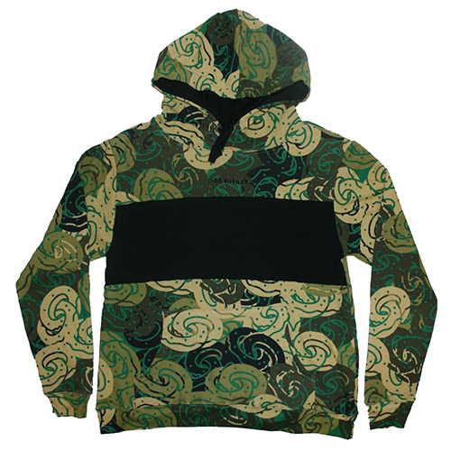 INFINITY O PULLOVER HOODIE